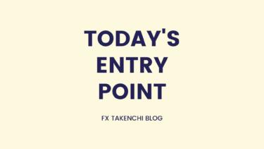 【FX】今日のエントリーポイント!簡単チャート分析!ドル円ショート
